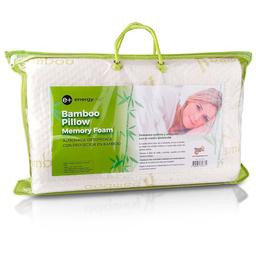 Almohada Energy Plus Ortopédica Con Protector en Bamboo