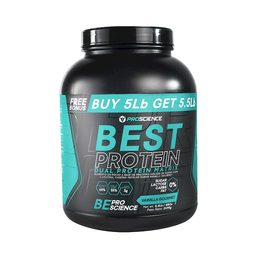 Best Protein Vainilla Gourmet 5.5 Lb