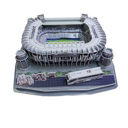 Rompecabezas 3D  Estadio Santiago Bernabeu - Madrid