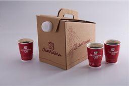Combo Cafetera Latte Vainilla