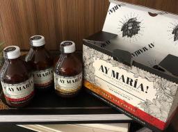 Salsas Picantes Ay María! Gift Box