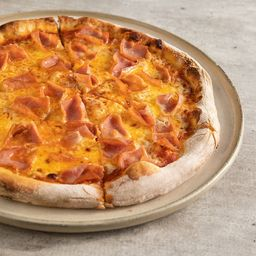 Pizza Familiar Jamón y Queso