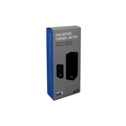 Dual Battery Charger + Battery (Hero7 Black)