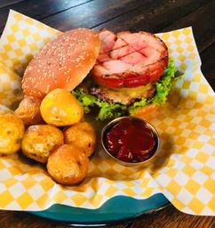 Combo Chanchi Burger