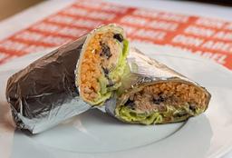 Burrito de Carnitas de Cerdo