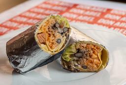 Burrito de Chorizo Mexicano