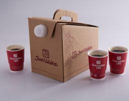 Caja Cafetera Tinto y Acompañamientos