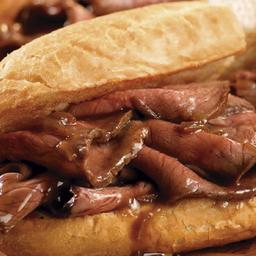 Sándwich de Rost Beef