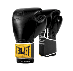 Guante Box 1910 Classic Training Black 12 Oz