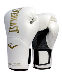 Guante Box Elite White 14 Oz