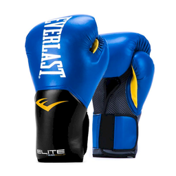 Guante Box Elite Blue 14 Oz