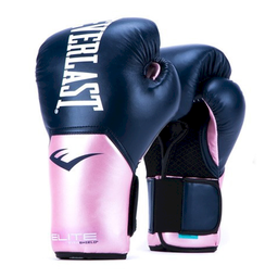 Guante Box Elite Pink/Na 14 Oz