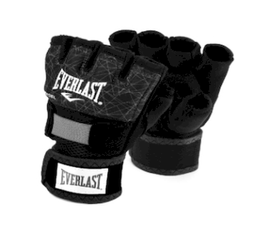 Guante Evergel Black Estampado M