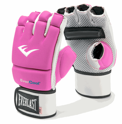 Guante Kickboxing Evercool Pink