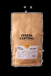 Cafe Vereda Central Pepa San Pedro Tolima 500 g
