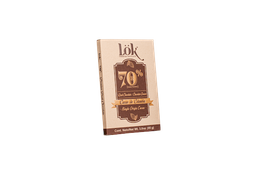 Chocolate Lok 70 Origen Colombia
