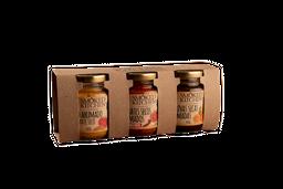 Pack Smoked Uchuva Pesto Ahumado Tomate Seco 1 U