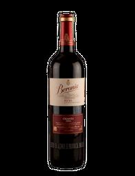 Vino Beronia Tempranillo Rioja Crianza 2016 Botella 750 mL