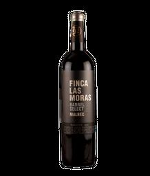 Vino Las Moras Malbec Botella 750 mL
