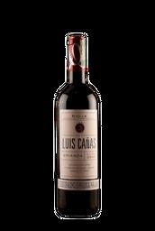 Vino Luis Cañas Crianza Tempranillo Botella 750 mL