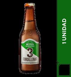3 Cordilleras Mulata  330 ml