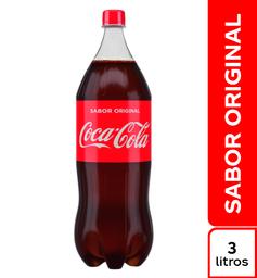 Coca-Cola Original  3 L