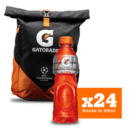 Combo Gatorade Tropical X24 + Maleta Gratis
