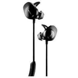 Audífonos Bose SoundSport Wireless - Negro