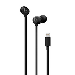 Audífonos urBeats3 con conector Lightning - Negro