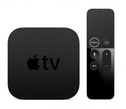 Apple TV - 4K 32GB - Negro