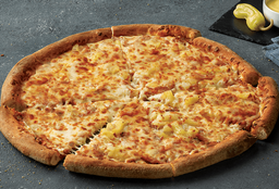 Pizza Familiar Super Hawaiana.
