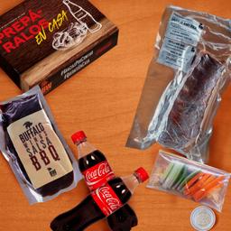 Combo Baby Back Coca-Cola