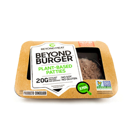 Beyond Burger Carne Para Hamburguesa Plant-Based Patties