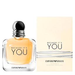 Eau de Parfum Giorgio Armani Because It's You She 100 mL
