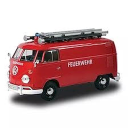Coche a Escala Volkswagen Type 2 Bombero