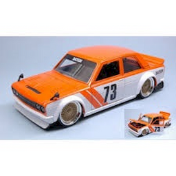 Coche a Escala Datsun 510 1973 Naranja