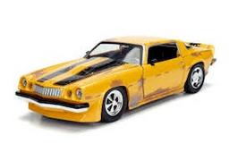 Coche a Escala Chevy Camaro Transformers