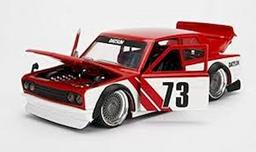 Coche a Escala Datsun 510 1973 Rojo