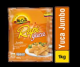 Yuca Jumbo Mccain 1000G