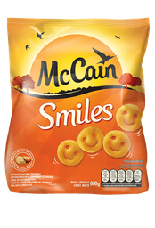 Mc Cain Papas Smiles