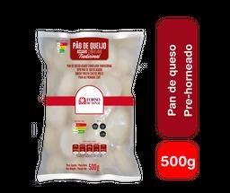 Pan de Queso Forno de Minas Pre-horneado