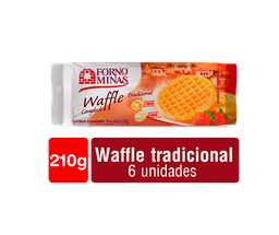 Waffle Trad 35G Fdm 210G