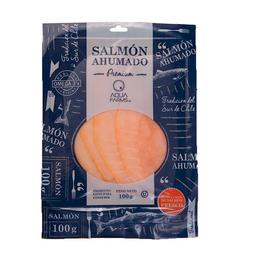 Salmón Ahumado en Láminas 100 g