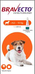 Bravecto Spot On Dog ( Pipeta)4.5 - 10 K