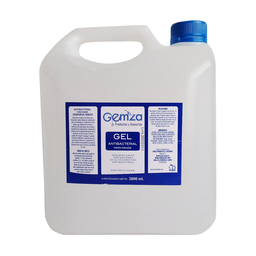 Gel Antibacterial 3800 mL