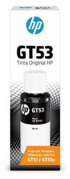Botella De Tinta Negra Hp Original Gt53/Gt51