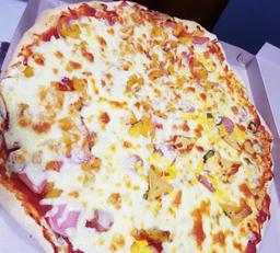 Pizza Gourmet Miel Mostaza