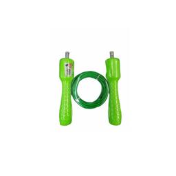 Lazo para hacer ejercicio con contador color verde