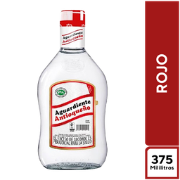 Antioqueño Rojo 375 ml