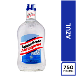 Antioqueño Azul 750 ml